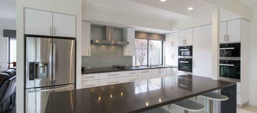 Kitchens veejay 39 s renovation for Kitchen designs perth