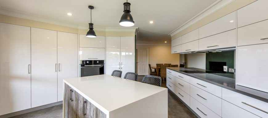 One of our kitchen renovations in Perth