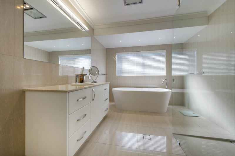 bathrooms veejay 39 s renovation