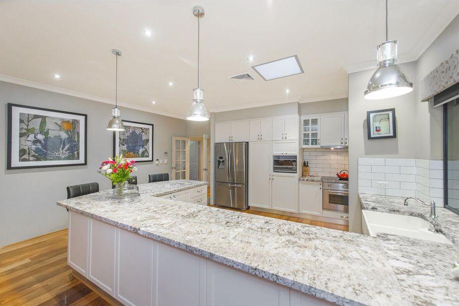 Perth Hills kitchen