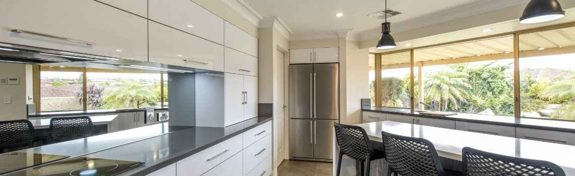 Improving your lifestyle and adding value to your home   Kitchens. Home Renovations Perth   Veejay s Renovations