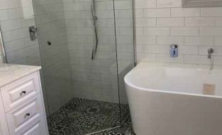 Mt Lawley Bathroom renovation
