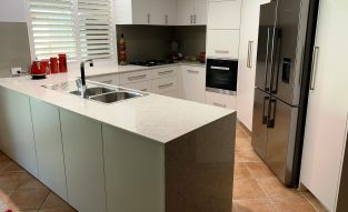 New kitchen in CanningVale