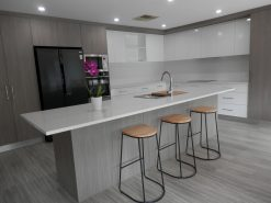 Scandinavian kitchen renovation
